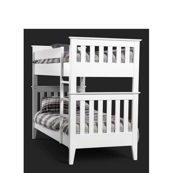 Sovrum / Barn och våningssängar / Smögen våningssäng - Bergmans möbler