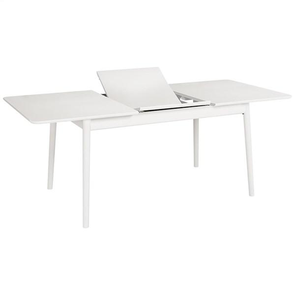 Populära ZigZag bord 140 cm vit - Bergmans Möbler RP-95